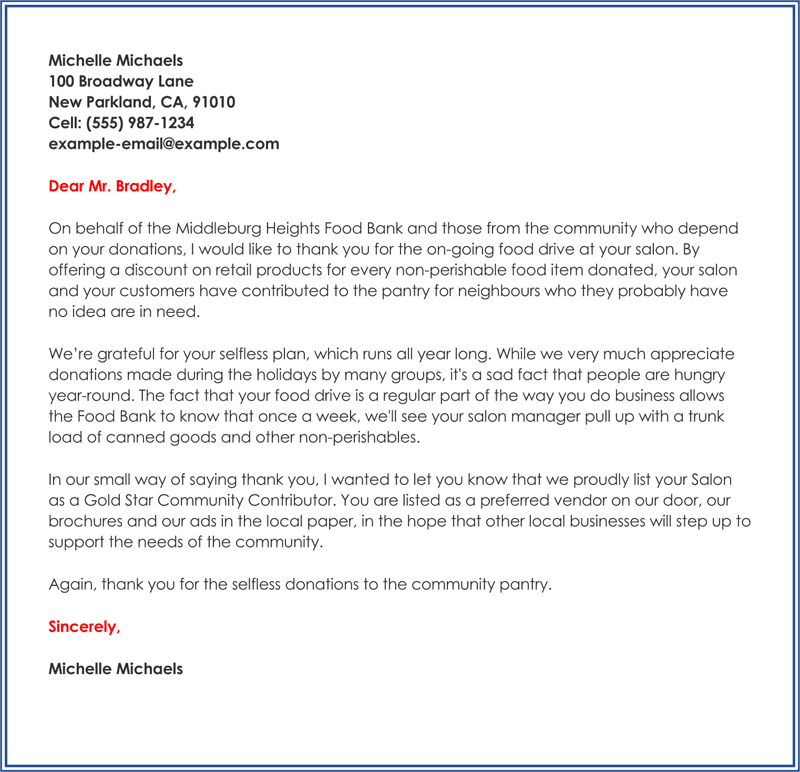 60+ Business Letter Samples & Templates To Format A