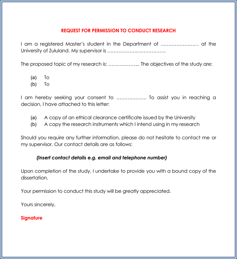 Permission Request Example