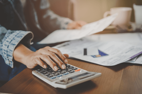 Personal budget worksheets