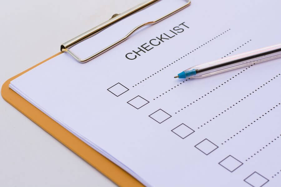 Free checklists