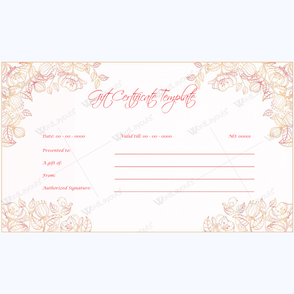 Gift-Certificate-Template-free