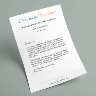 7+ Payment Reminder Email Samples Used by Professionals