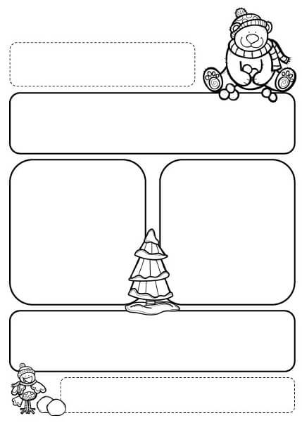 Preschool Newsletter Templates  Easily Editable And Printable