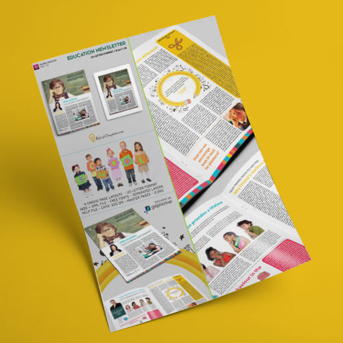 10+ Classroom Newsletter Templates – Free and Printable Designs