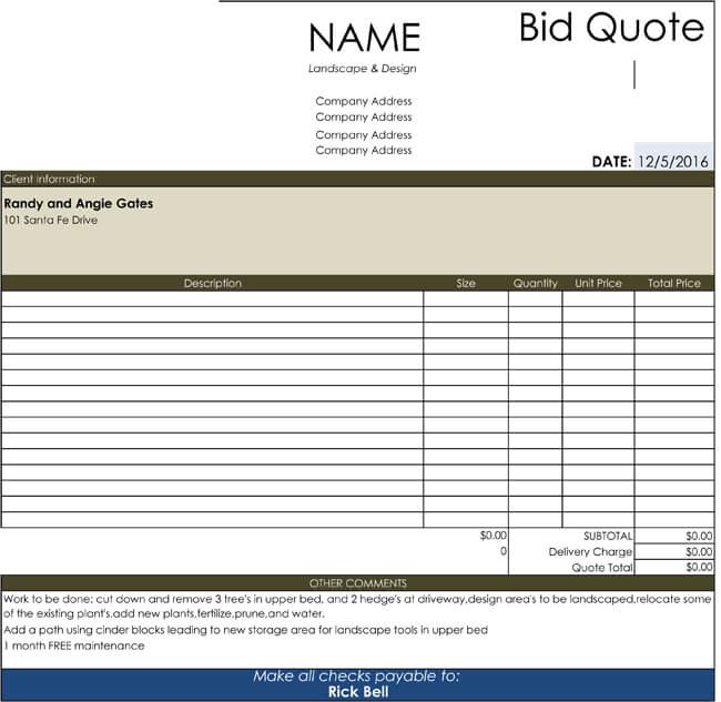 Bid-Quotation-Templates-Excel