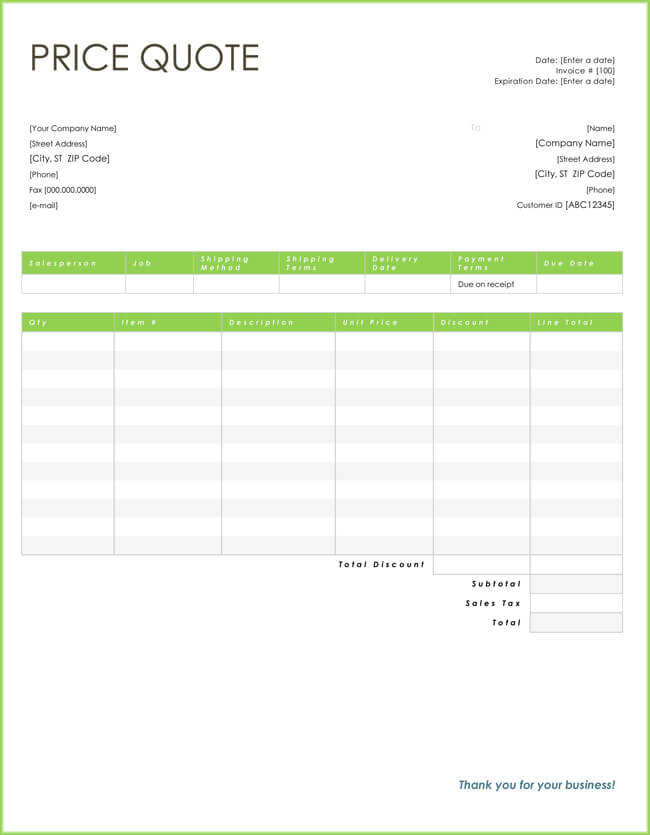 price-quotation-templates-excel