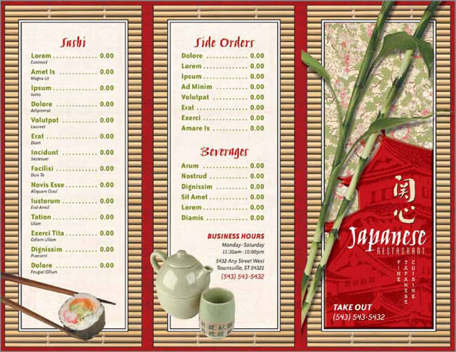 Japanese-Style-Restaurant-Menu-Templates-1