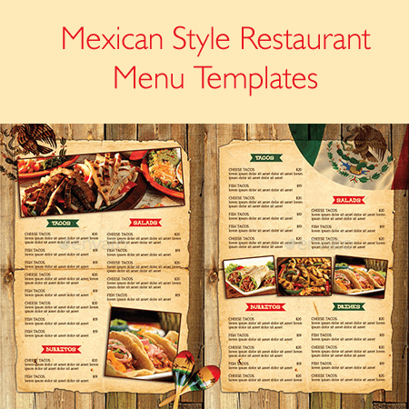 21 Best Selling Mexican Style Restaurant
