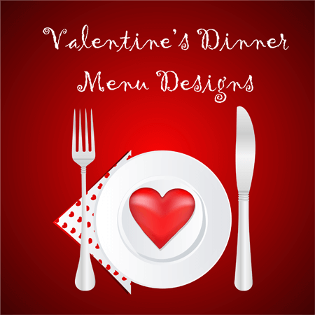 Valentine S Day Menu Templates 10 Menu Design In Psd Eps Pdf
