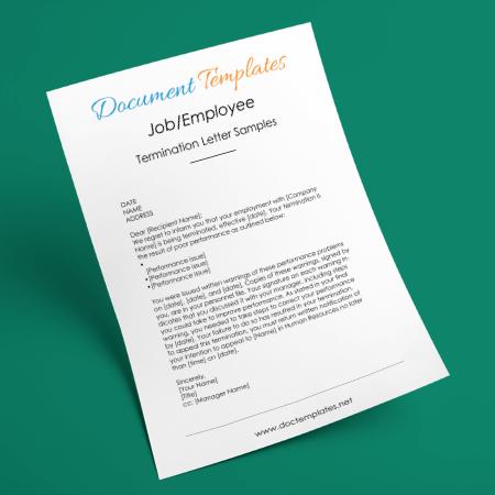 Job&employee-termination-letter