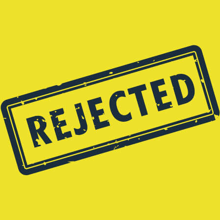 Free Rejection Letters