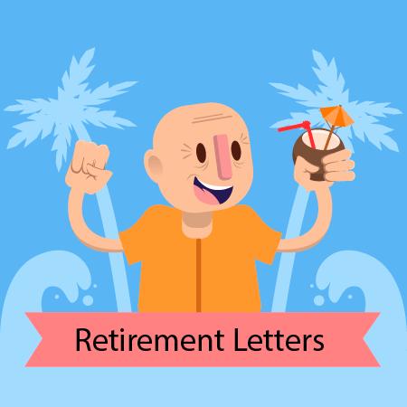 Sample Retirement letters