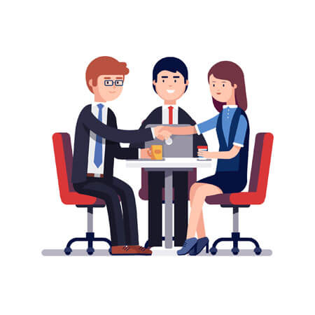 sample of business meeting agenda