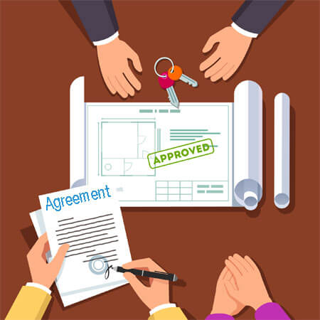 sample of commercial lease rental agreement