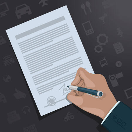 sample of lease agreement template