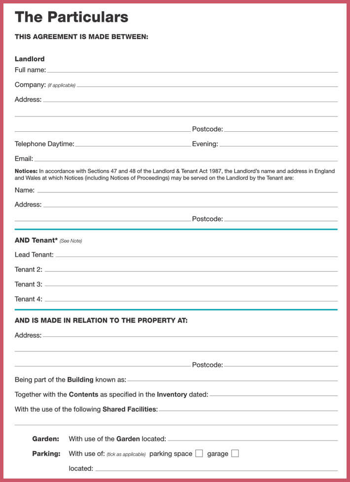 print free month to month rental lease agreement