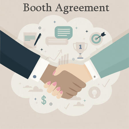 sample of booth rental agreement