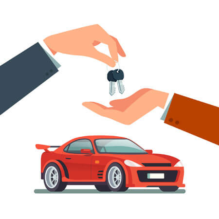 sample of car rental agreement