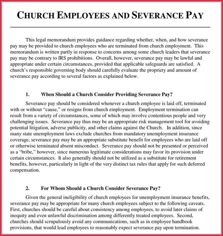 church confidentiality agreement example