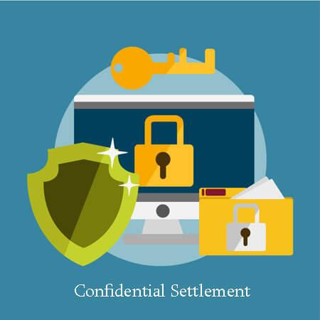 sample of confidentiality settlement agreement