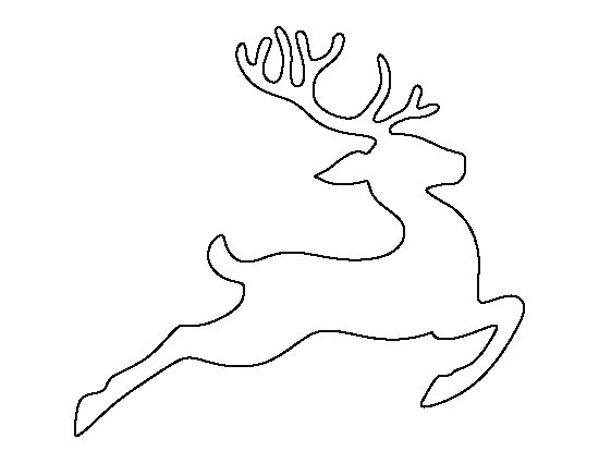 Printable Clasroom Reindeer Sheet
