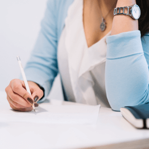 Writing a Formal Business Letter