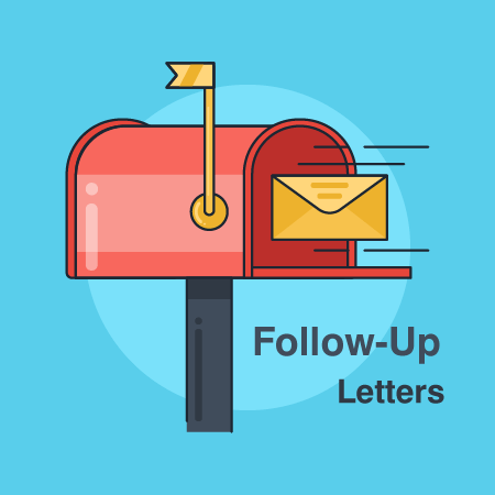 types of follow-up letters