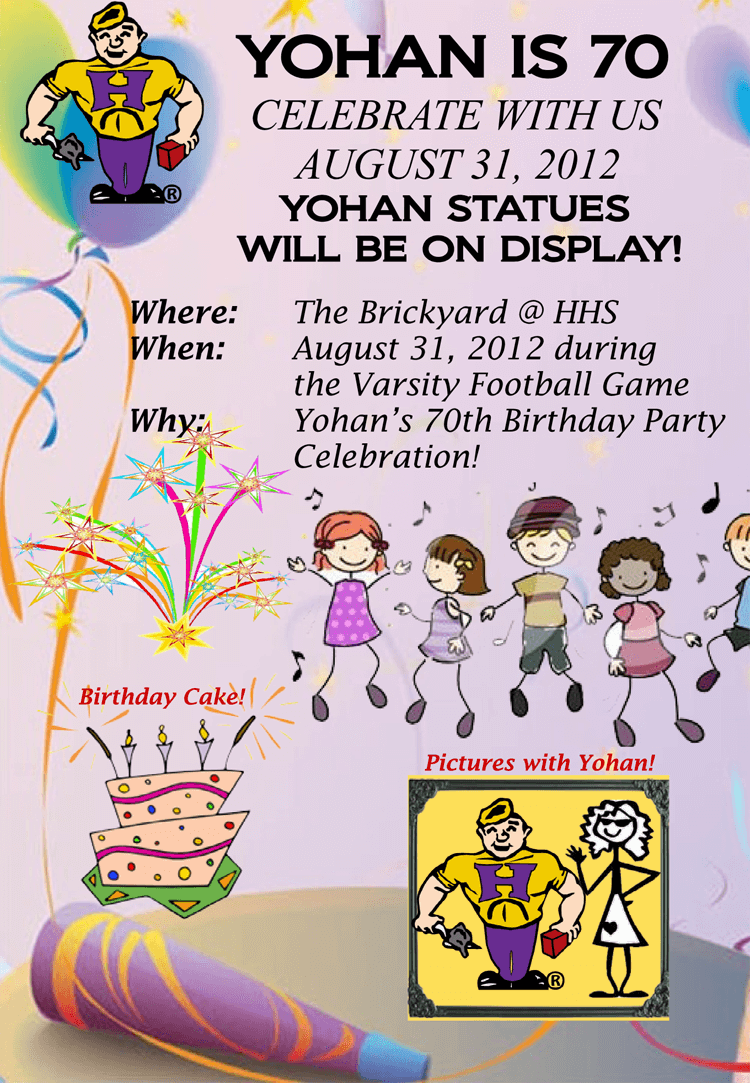 birthday invitation template sample
