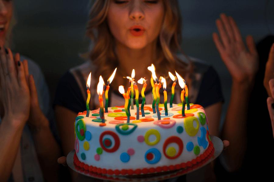 Birthday invitation DYI