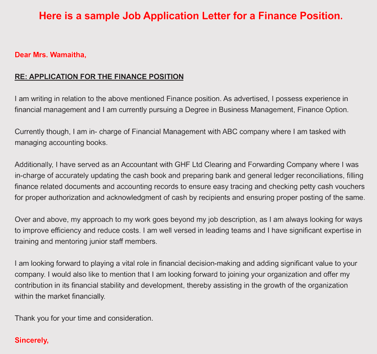 free printable job application follow up letter