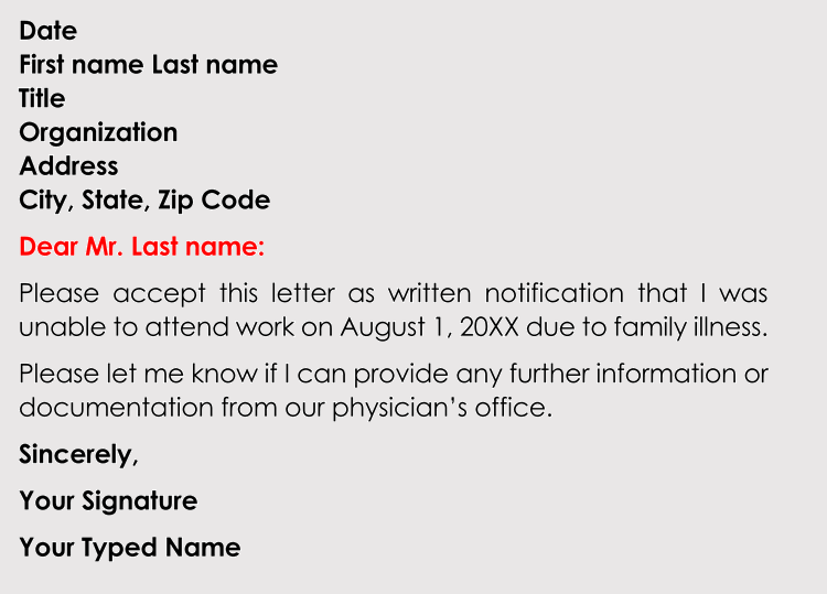 How to write a leave of absence request letter with examples leave letter sample for office thecheapjerseys Gallery