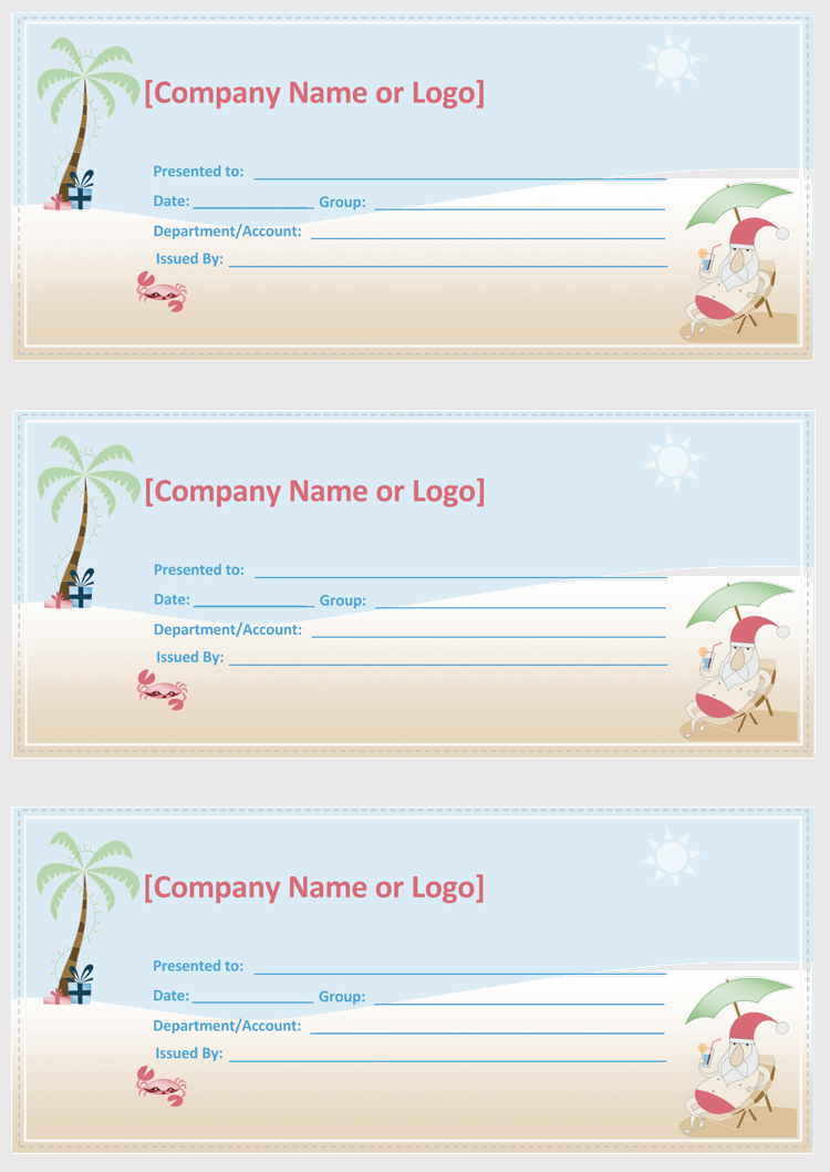 diy gift coupon templates for word  u2013 free printables