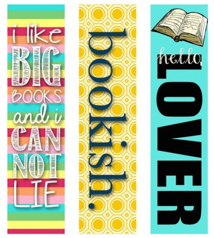 Bookmark-Template
