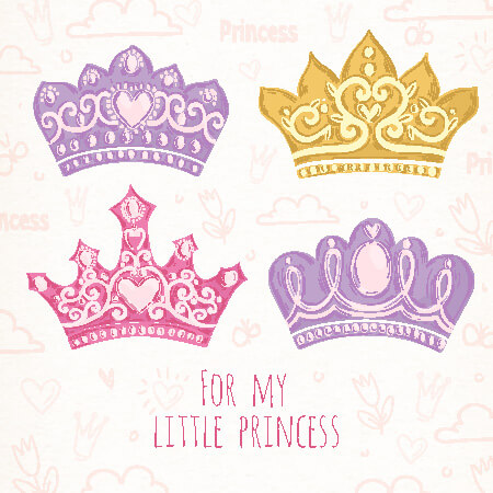 graphic regarding Crown Stencil Printable called Paper Crown Templates for Prince, Princes (Print Minimize at House)