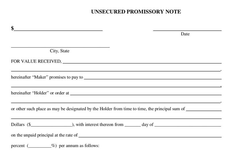 Unsecured-Promissory-Note-Template-02