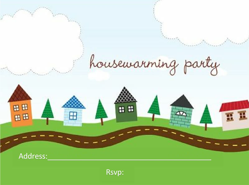 Housewaming Party Invitation Template 37