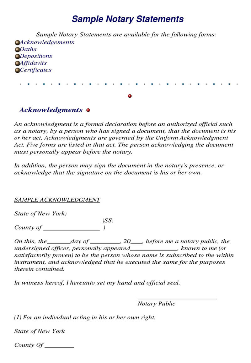 20  sample notarized letters and templates  writing tips