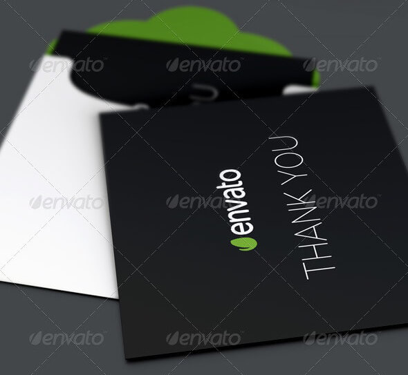 Thank You Card 09