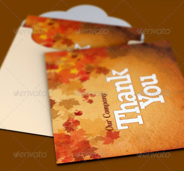 Thank You Card 11