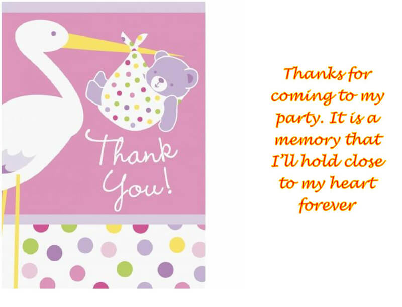 Thank You Card Template 08