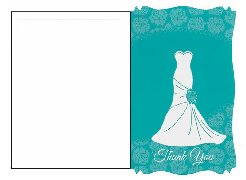 Thank You Card Template 18