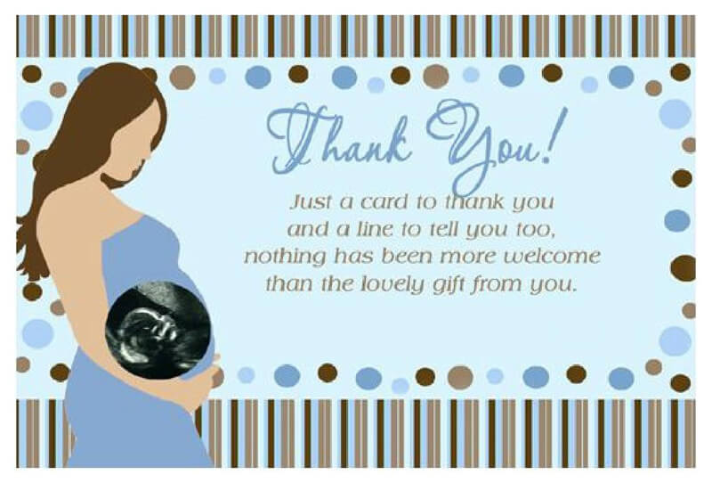 Thank You Card Template 24