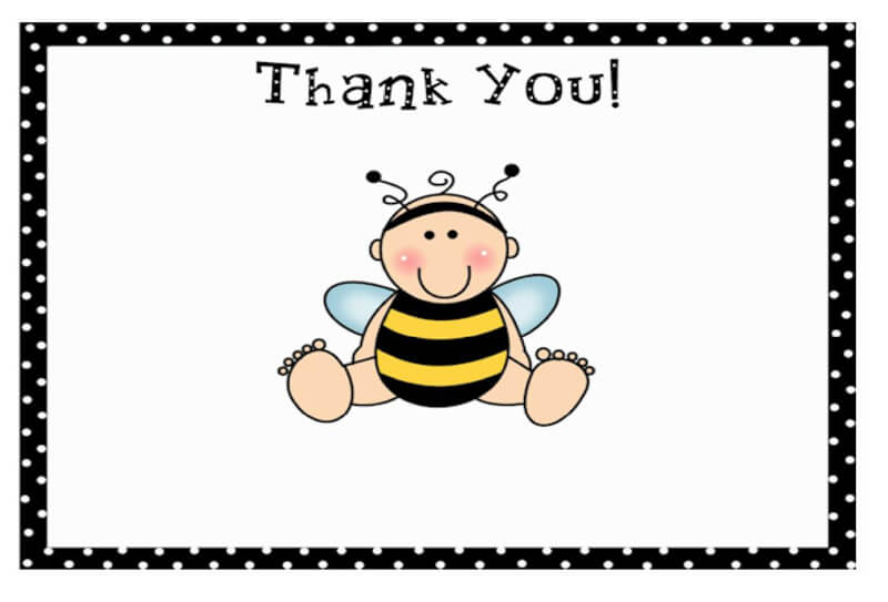 Thank You Card Template 29