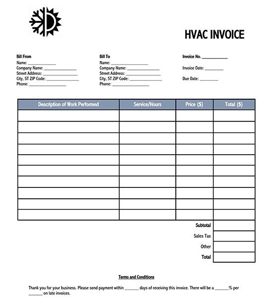 free printable invoice templates 01