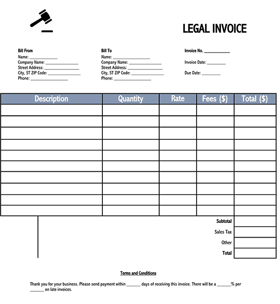 invoice template word 02