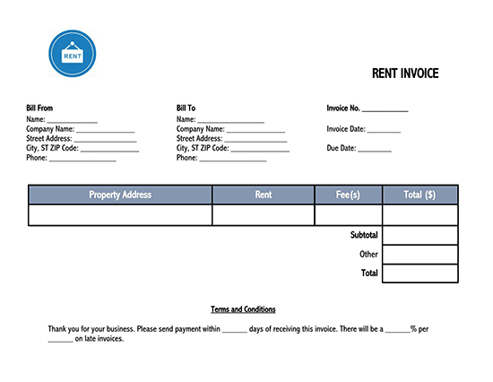 invoice voucher template 03