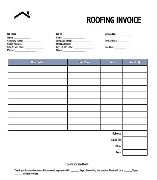invoice template word 03