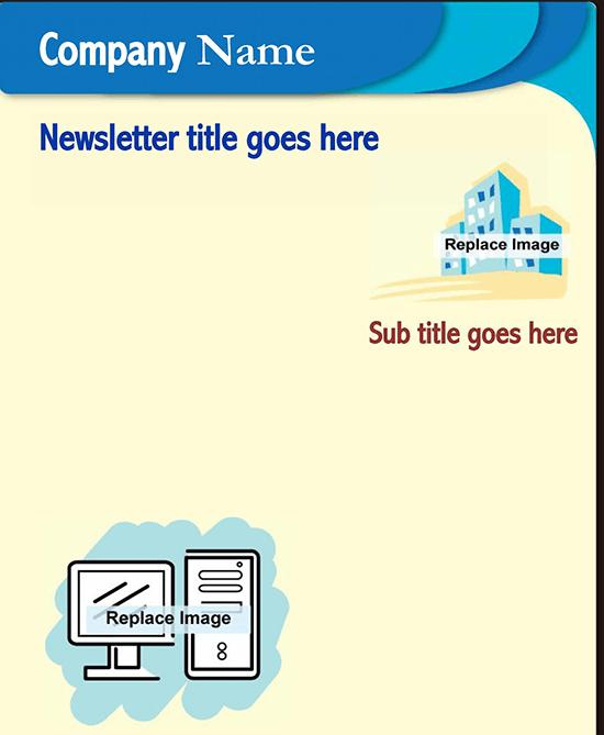 school newsletter templates google docs