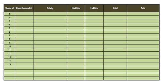 cute checklist template 02