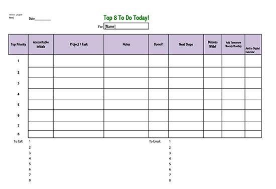 excel checklist 02